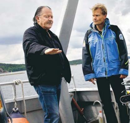 Anders Stigebrandt och Bengt Liljebladh